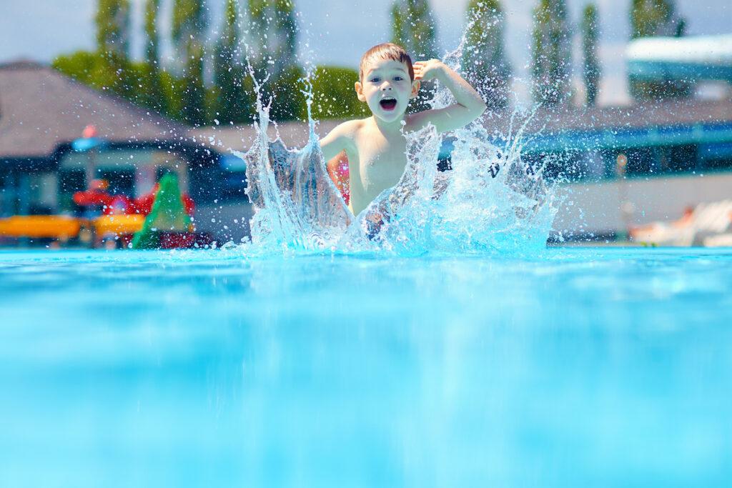 Juegos para piscinas